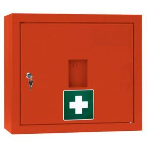 Lifeguard Verbandschrank Typ 1, verschiedene Farben