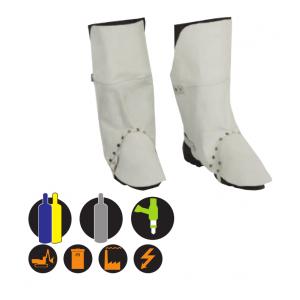 Bein- und Fußschutz