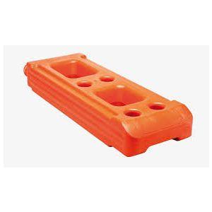 PVC-Fuß für Mobilzaun