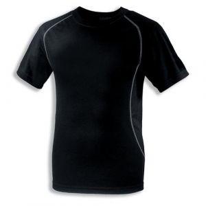 Uvex Kurzarmshirt schwarz