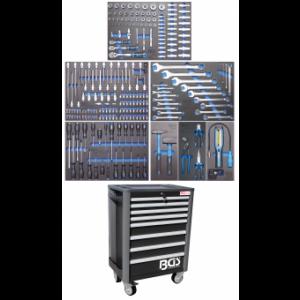 Werkstattwagen Profi Standard mit 234 Werkzeugen