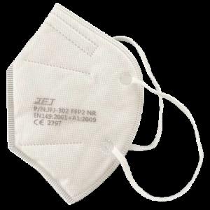 FFP2 NR filtrierende Halbmaske ohne Ventil EN 149:2001 + A1:2009 100stk