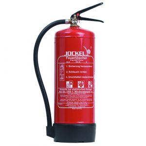Pulver Feuerlöscher 6 Kg 34A 233BC Jockel