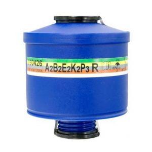 Spasciani Schraubenfilter EN 148-1 203 A2B2E2K2P3 R D