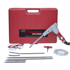Excalibur Deluxe Kit im Kunststoffkoffer mit Zubehör