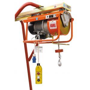 Elektrokettenzug ideal für mittel große Baustellen
