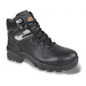 Schnür-Lederstiefel aus vollnarbigem Leder BETA S3 RS WR HRO SRC EN ISO 20145:2011