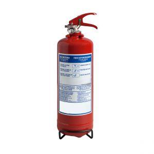 Feuerlöscher 2 kg 13A-89BC homologiert Jahr 2020
