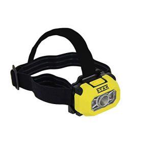 LED ATEX-Kopflampe geeignet in gefährlichen Orten HEADEX