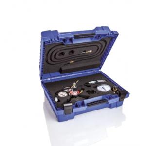 Kofferset für Spurengas-Lecksuche an Kälte- und Klimaanlagen LOKBOX TG-HVAC
