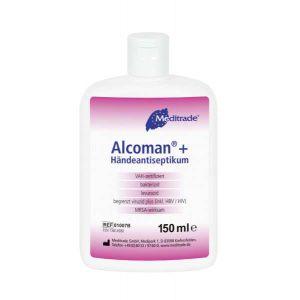 Alcoman plus - Händedesinfektion