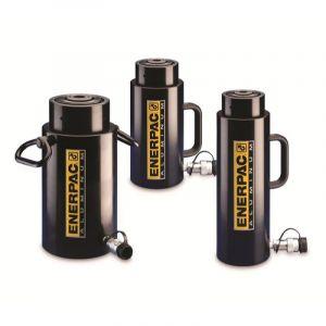 Aluminiumzylinder mit Sicherungsmutter RACL-1004