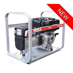 GE 6500 YDT Stromgenerator Mosa 3000 RPM