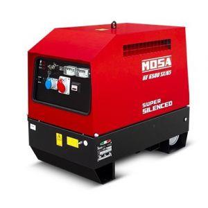 GE 6500 SX/GS Diesel Dreiphasig Stromgenerator Mosa 3000 RPM