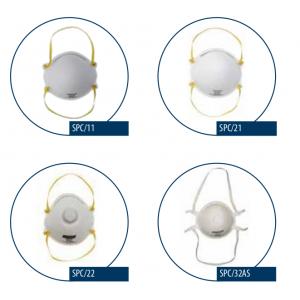 Atemschutzmasken FFP1, FFP2 und FFP3 20stk Pack