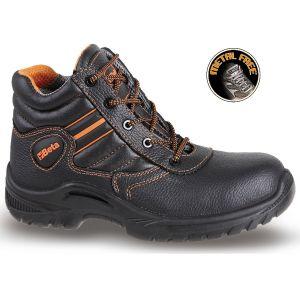 Schnür-Lederstiefel aus vollnarbigem Leder BETA S3 SRC EN ISO