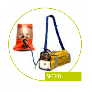 Druckluft-Atemschutzgerät EEBD SK 1203
