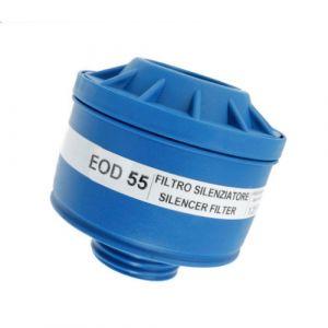 Spasciani Ersatzfilter-Schalldämpfer EOD55 für ACS 951 Satz Art.129000000