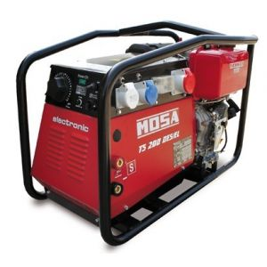 Dieselschweißaggregat TS 200 DES/EL MOSA