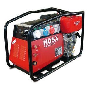 Dieselschweißaggregat TS 200 DS/CF MOSA