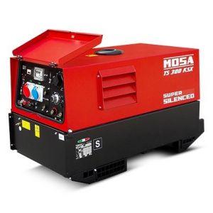 Dieselschweißaggregat TS 300 KSX/EL MOSA