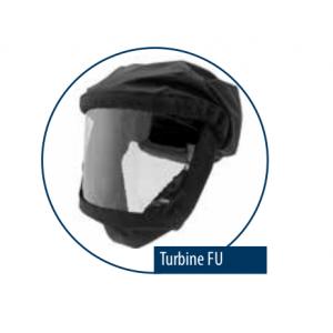 Atemschutzhelm mit leichtem Visier FU für Asbestarbeiten