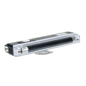 UV-Batterieleuchte 4 W mit Taschenlampe