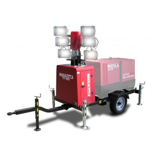 TF NI9  A 6X1500 Mosa Flutlichtanlage Dreiphasig ohne Aggregat