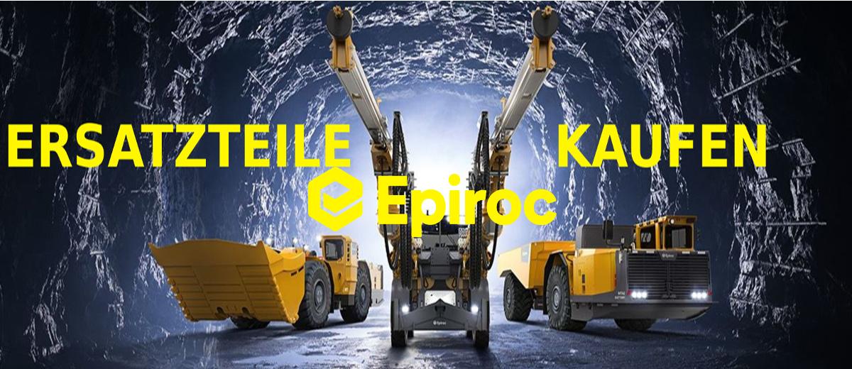Epiroc SAUERSTOFF-SELBSTRETTER